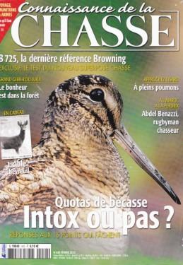 Connaissance de la chasse février 2012