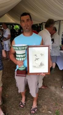 Vainqueur concours Mr Mercadier